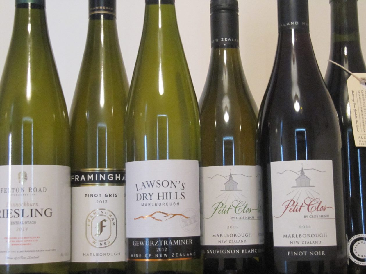 NZ Wines