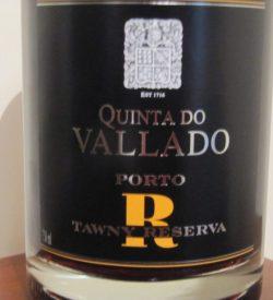 Quinta do Vallado, Tawny Reserva Port, Douro, Portugal