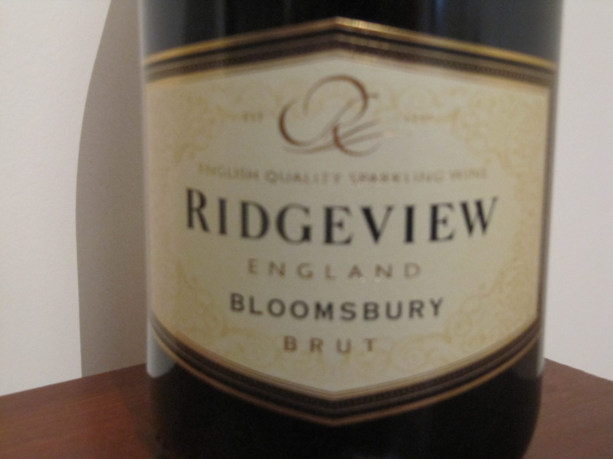 Ridgeview, Bloomsbury, Brut, Sussex, England